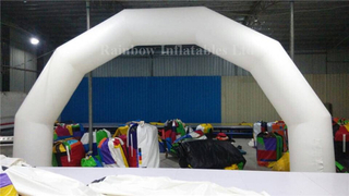RB21048( 9.7x6m) Inflatable Cheap Oxford/PVC Customized Advertising Arch For Sale