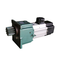 Crane Soft Start Traveling Motor With Reducer