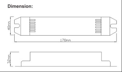 emergency light conversion kit for 45w led panel