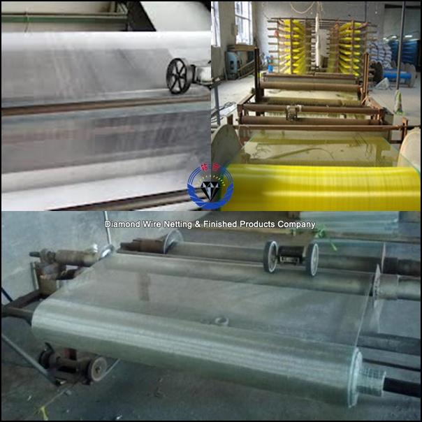 Factory direct sale 18 16 fire resistant fiberglass insect for Fiberglass insulation fire resistance