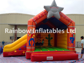 RB1055 (4x5m) Inflatables star bouncer