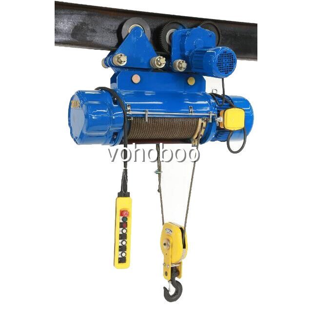 CD/MD Electric Wire Rope Hoist - Wuhan Vohoboo Co.,Ltd.