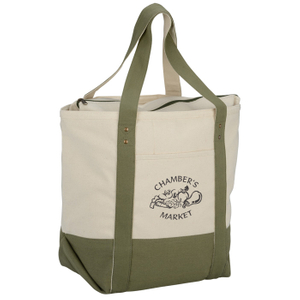 Canvas Tote Bag for School Work Travel and Shopping