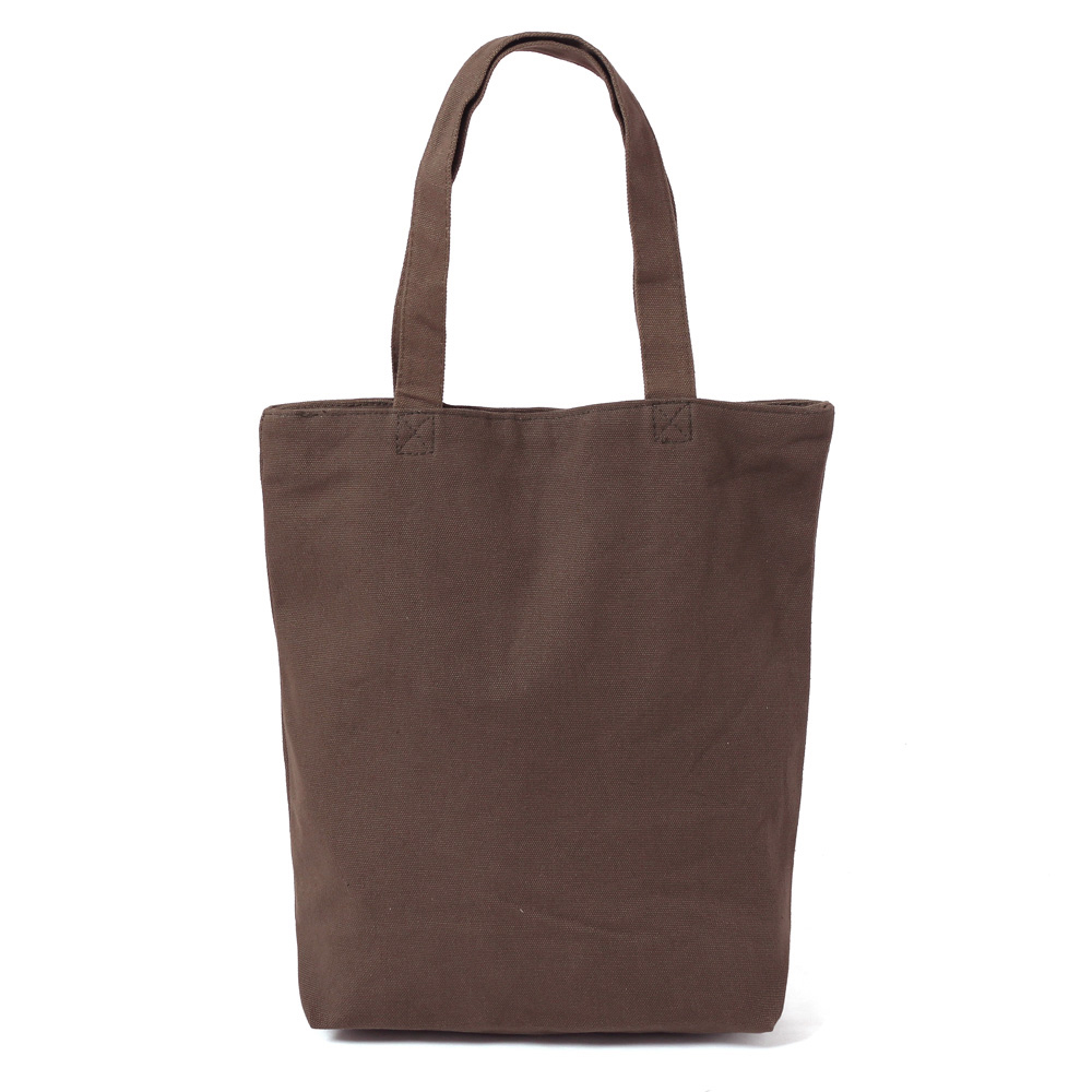 Personalized blank canvas tote bags