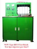 HEUI Injector System Test Bench