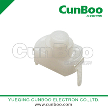 CB-15C mini white push buttton switch for flashlight