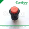CB-21 black push button switch 22mm size