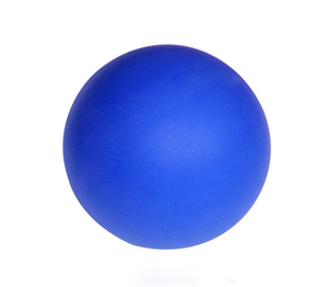 High elasticity lacrosse ball for Japan quality