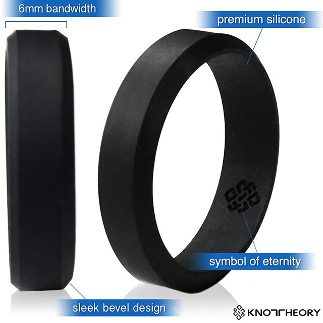 Silicone Wedding Ring Buy Silicone Bands Rubber Product On Vking