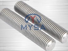 Titanium Threaded Stud