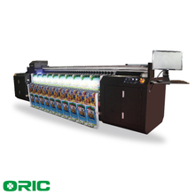 UV3204-G Plus 3.2m UV Roll To Roll Printer With Four Ricoh Gen5 Print Heads