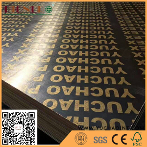 Brown Film Faced Plywood with Good Quality