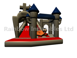 RB03106(5x6x5.5m)Inflatable Halloween Vampire combo for Kids new design
