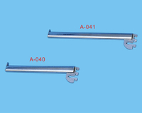 A-040,A-041 Display Racks Slot Hanging Rail Accessories