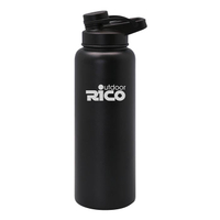 Outdoor Stainless Steel Vacuum Bottle With Screw Lid 540ML 1200Ml
