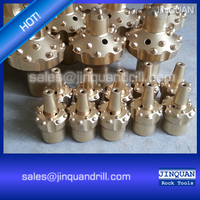 Underground Drifting Tools Tunneling Drilling Tools