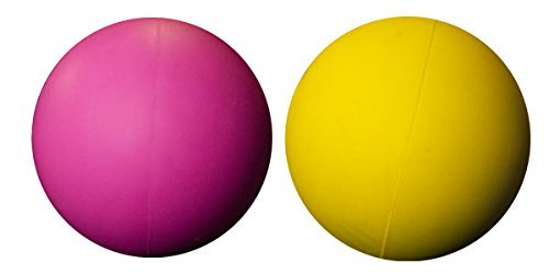 Lacrosse balls—deep tissue physical therapy massage balls
