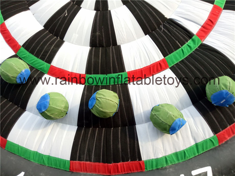 RB9019 (7x6m) Inflatable Dart Board For Outdoor&Indoor Playground