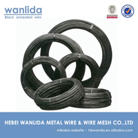 China supplier black annealed wire with soft quality ( BV )