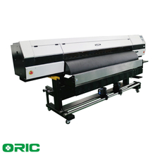 UV1802-E 1.8m UV Roll To Roll Printer With Double DX5 Print Heads