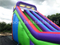 RB6016(9x7x4m) Inflatables Colorful double Slide For Kids