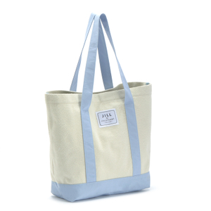 Canvas Boat Totes Canvas Boat Totes with Front Pocket