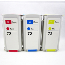 HP-72 Ink Cartridge for HP T610/T620/T770/T790/T1100/T1120/T1200/T1300 Printer