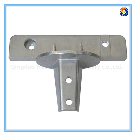 Die Casting Street Name Sign Bracket Apply for U Channel Post
