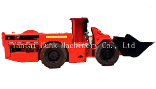 WJ-1E Electric Underground Loader