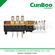 CB-002 self-lock key push button switch