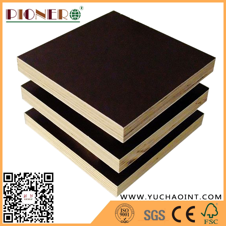 Good Price Building Construction Film Faced Plywood