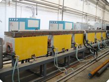 Induction Hardening & Tempering System