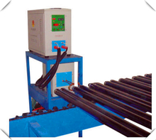 Induction Machine For Solar Vacuum Tube Heating