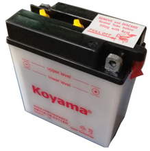 Conventional Motorcycle Battery