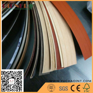 High Gloss PVC Edge Banding for Kitchen Cabinet Doors