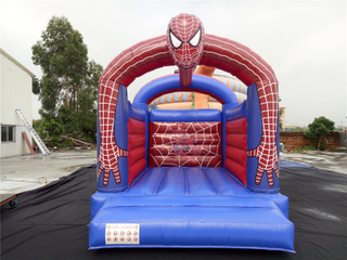 RB1071(3x4m)Inflatable spider Man bouncer