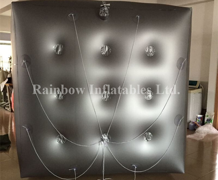 RB20038(2x2x2m) Inflatables Air Balloon For Commercial Advertising