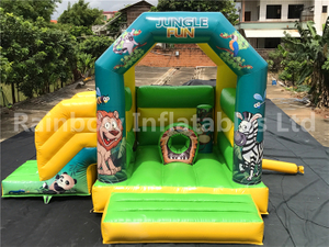 RB3098(4x5x4.5m) Inflatables Jungle Fun Bouncer hot sales