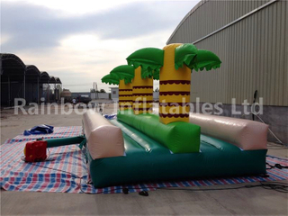 RB7039(10x3m) Inflatable Small Floating Slide For Fun