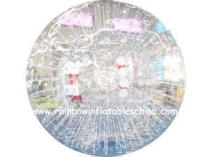 RB33002(dia1.9m) Inflatable mInteresting Human Sized Zorb Ball For Sale