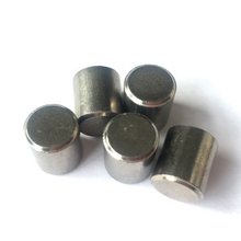 WNiFe Alloy Tungsten Cylinder Weight