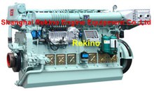 Ningdong N8170 Medium speed marine diesel engine 600-816PS