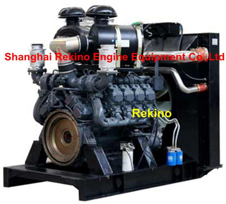 Deutz BF8M1015CP-LA series diesel engine for genset