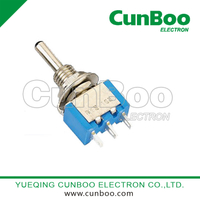 MTS-102 ON-ON 6A toggle switch