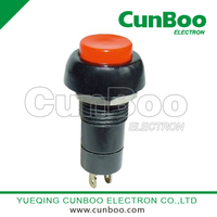 PBS-11A-11B self locking push button switch