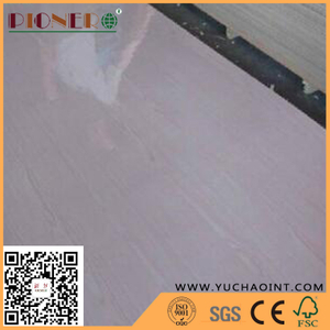 High Glossy Polyester Plywood for Furniture Decoration