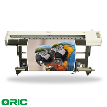 DS1602-E 1.6m Eco Solvent Printer With Double DX5 Print Heads