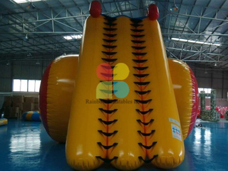 Inflatable water sports climbing game for sale RB32056