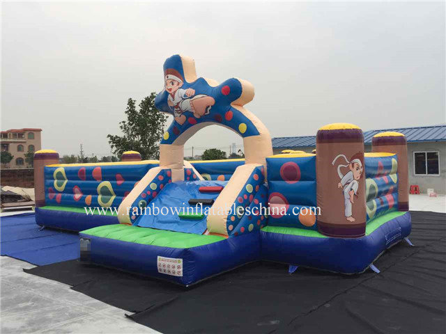 RB5068(5x9m) Inflatable Wholesale Jumping Funcity For Sale