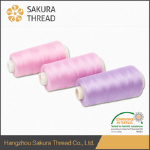 30s/2 Polyester Embroidery Sewing Thread